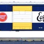 20-93008 MTH Premier Box Car - Missouri Pacific