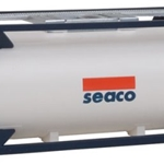 Walthers 20' Tank Container - Seaco
