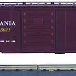 20-9302 MTH Premier 40' PRR Box Car