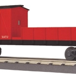 MTH 30-79482 Crane Tender Car - Detroit, Toledo & Ironton
