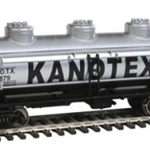 Walthers Mainline 36' 3-Dome Tank Car - Kanotex