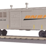 30-79479 MTH Railking Engineering Car - BNSF
