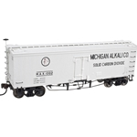 Atlas 36' Wood Reefer w/Truss Rods - Michigan Alkali Company