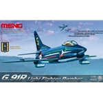Meng 1/72 G91R Light Fighter Bomber