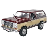 Revell 854372 1/24 1980 Dodge Ramcharger