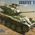 Takom French AMX-13 w/Chaffee Turret 1:35.