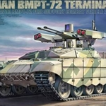 Russian BMPT-72 Fire Support Combat Vehicle 1:35
