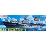 Dragon 7070 1/700 USS Boxer LPH-4 Helicopter Carrier