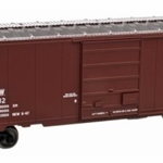 Atlas N 50001628 40' PS-1 Box Car, Grand Trunk Western #516796