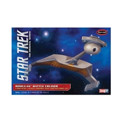 1/1000 Star Trek Romulan Battle Cruiser