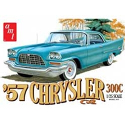 1/25 1957 Chrysler 300