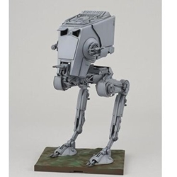 Bandai 1/48 New Star Wars AT-ST Imperial All Terrain Scout Transport Walker